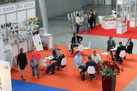 The Future Private Labels contest in 2016 – the products exhibition