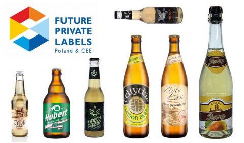 Alkohole na targach FUTURE PRIVATE LABELS