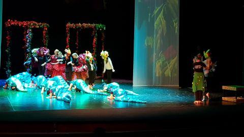Do ostatnich chwil trwają w Teatrze Polskim w Warszawie próby do Gali Jubileuszowej Targów Kielce.