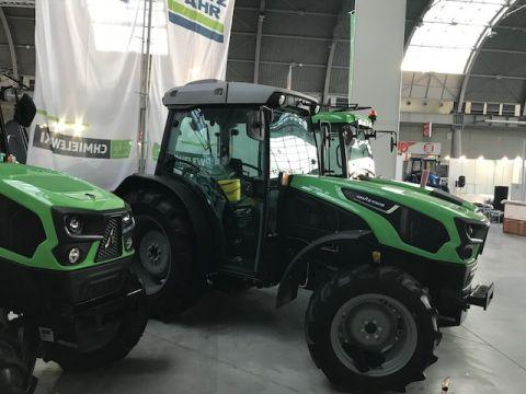 Ciągniki, opryskiwacze, maszyny uprawowe i wiele innych można spotkać podczas targow Horti-Tech 21-22 listopada w Targach Kielce.
