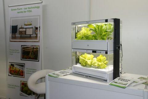 Green Farm zaprezentowana przez firmę U-TEC Europe