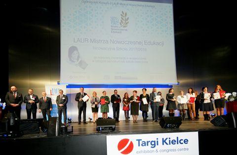 W piątek poznaliśmy laureatów I edycji Konkursu o Laur Mistrza Nowoczesnej Edukacji