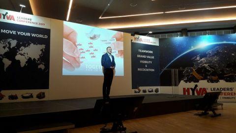 Przedstawiciel KH-KIPPER na konferencji w Bolonii