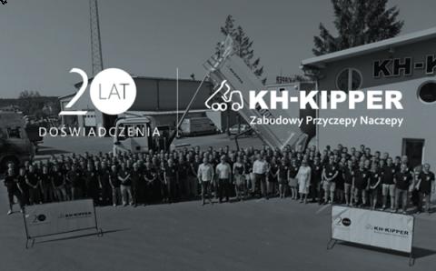 Firmę KH-KIPPER tworzy obecnie zespół ponad 400 osób.
