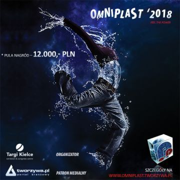 OMNIPLAST - STAND UP TO THE CHAMPIONS AT THE PLASTPOL EXPO