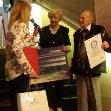 Janusz Orłowski vel Praszczur ma 92 lat, właśnie ustanowił Rekord Guinnessa w kategorii najstarszy paralotniarz. Będzie gościem specjalnym Paragiełdy 2018.