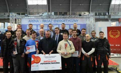 Pierwsze miejsce i Tytuł Instalatora Roku2018  wywalczyła firma Solar House. Na drugim miejscu uplasowała się firma Eco Energy, na trzecim zaś PV System.
