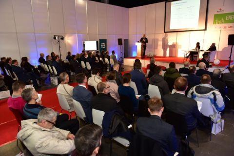 Conferences at Targi Kielce