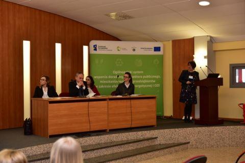 Konferencje w Targach Kielce