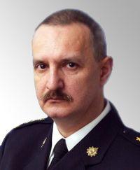 Generał Brygadier Leszek Suski, Komendant Główny PSP już po raz kolejny wspiera KIELCE IFRE-EXPO, fot. www.straz.gov.pl