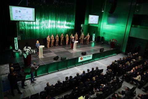 W Targach Kielce uroczyście otworzono targi techniki rolniczej AGROTECH.