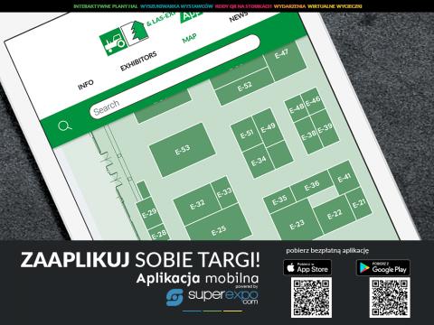 Gdy AGROTECH 2018 w Targach Kielce dobiegnie końca, nie usuwaj pobranej aplikacji – w kilka dni po imprezie wzbogacimy ją o nowy wirtualny spacer z tegorocznego wydarzenia!