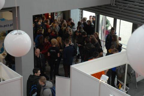 Giełda Szkół i Uczelni 2017 w Targach Kielce