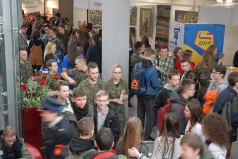 Giełda Szkół i Uczelni 2018 w Targach Kielce