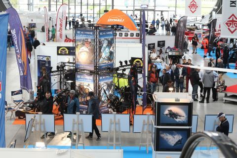 2017's exhibition was the showcase for almost 60 companies and attracted 2,500 visitors