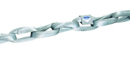 PowerLash by Dyneema - a chain stay-rope showcased at STOM-TOOL