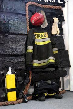 Targi KIELCE IFRE-EXPO swoją ekspozycję kierują głównie do czynnie działających strażaków