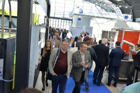 """W Targach Kielce, podczas """"Przemysłowej Wiosny"""" prezentuje się 914 wystawców, współwystawców i firm reprezentowanych z 35 krajów."""