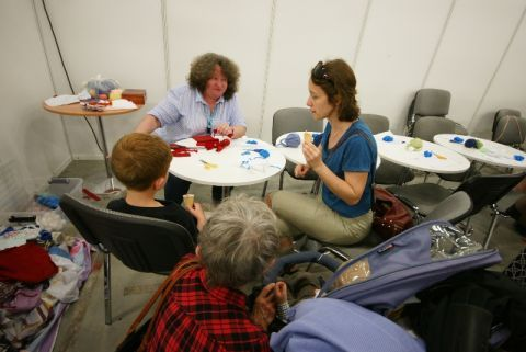 Workshops at the CRAFTS expo