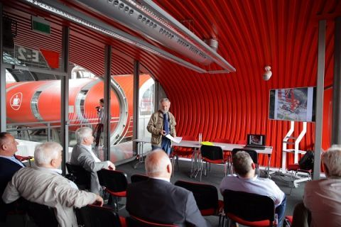 Seminar dedicated to construction site safety held on the second day of the AUTOSTRADA-POLSKA Expo