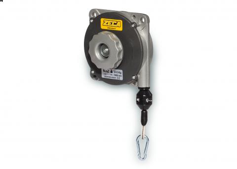 Prezentowane podczas targów PLASTPOL 2018 balansery, czyli odciążniki do narzędzi pneumatycznych oraz elektronarzędzi mają służyć usprawnieniu pracy, czyniąc ją lżejszą i bezpieczniejszą.