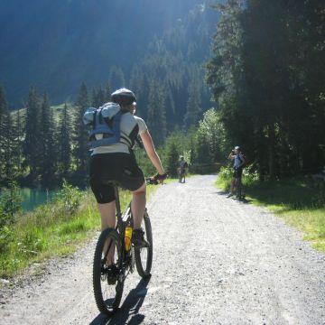 Trasy rowerowe są coraz częściej odwiedzane przez zagranicznych gości