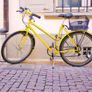 Przejażdżki rowerami są bardzo popularne we Lwowie