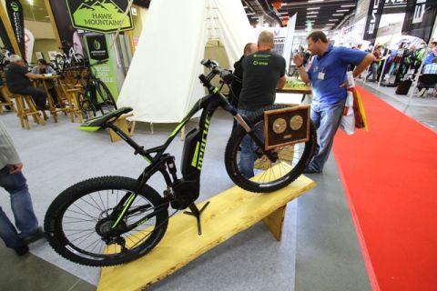 Podczas targów Kielce BIKE EXPO można spotkać różne rodzaje rowerów