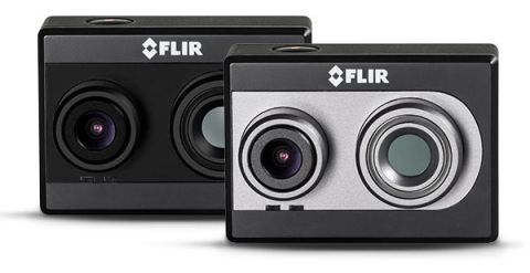 FLIR cameras on show at the IDEa Expo