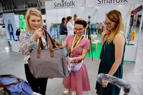 Parenting bloggers at Fashion for Kids had the opportunity to see the latest  children brands collections