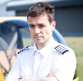 Marcin Szamborski - a pilot and helicopter instructor, he co-owner of Salt Aviation, a member of the National Team Helicopter is the Kielce TLL's featured guest.