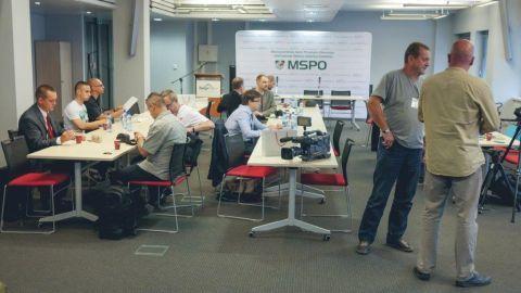 MSPO to obecność ponad 700 przedstawicieli mediów z całego świata