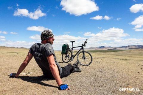 Podróżnicy rowerowi przyciągają ciekawymi opowieściami o swoich wyprawach