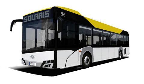 Na premierę Solarisa Urbino 12 LE lite hybrid zapraszamy do Targów Kielce
