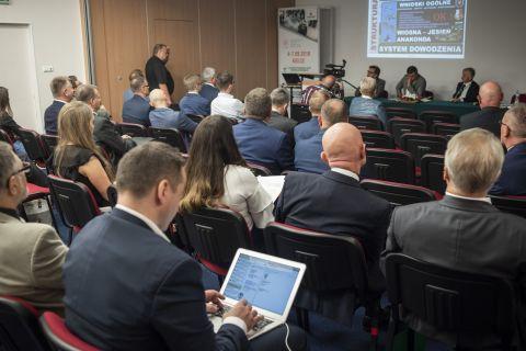 Konferencje naukowe cieszyły się dużym zainteresowaniem w pierwszym dniu MSPO 2018