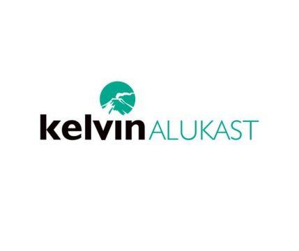 """Stoisko Kelvin ALUKAST będzie można odwiedzić w trakcie Targach Kielce"""" od 25 do 27 września, w hali E-11."""