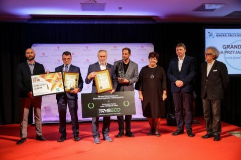 THE CYCLISTS-FRIENDLY COMMUNES BESTOWED ACCOLADES
