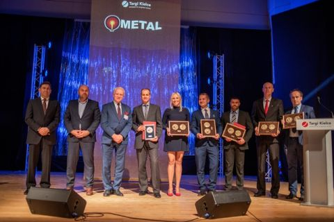 Nagrodzeni wystawcy targów Metal