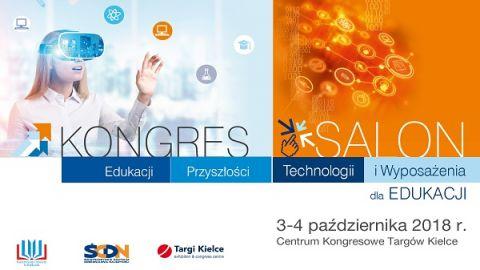 Innowacje i technologia dla edukacji w Targach Kielce