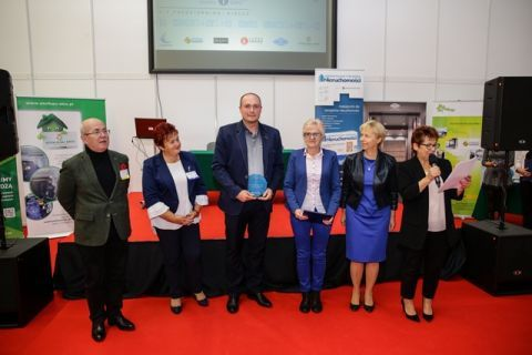 The awards were presented during the Lokum Expo in Targi Kielce