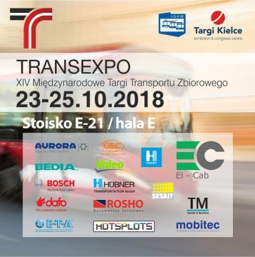 EL-CAB WELCOMES THE TRANSEXPO 2018'S VISITORS