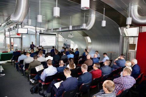 Partnerem merytorycznym Global Drone Conference 2018 w Targach Kielce jest SSW Pragamatic Solutions