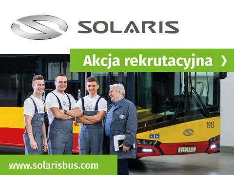 CAREER OPENINGS AT SOLARIS BUS & COACH SA OFFERED DURING TRANSEXPO