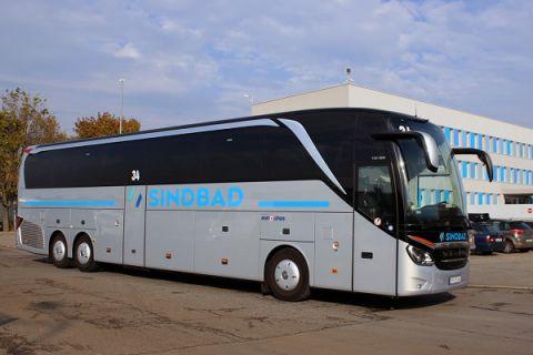 Sindbad Setra S517HDH 4 Coach