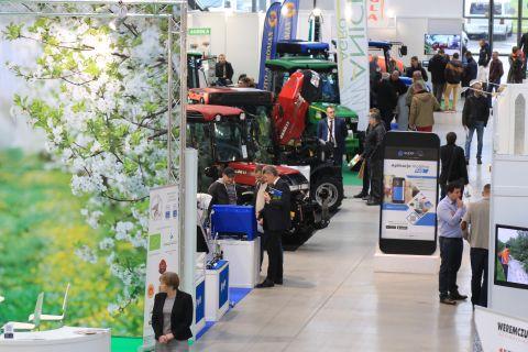 Targi Technologii Sadowniczych i Warzywniczych HORTI-TECH w 2017 roku obejrzało 3500 zwiedzających
