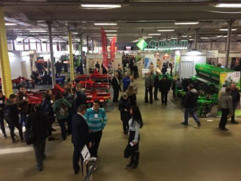 Last year's EuroAgro held at the Lviv Pivdennyi Expo attracted nearly 1,200  visitors