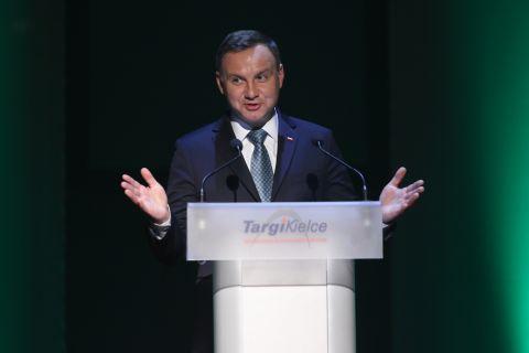 Prezydent Rzeczpospolitej Polskiej Andrzej Duda już po raz kolejny objął Międzynarodowy Salon Przemysłu Obronnego Honorowym Patronatem.