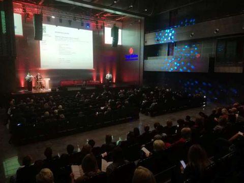 300 uczestników bierze udział w I Kongresie Biur Rachunkowych w Targach Kielce