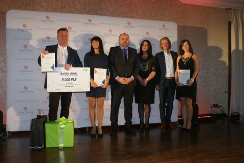 The award-winning accounting offices' owners