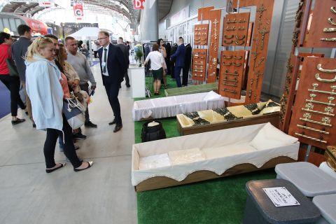 Ponad połowa powierzchni wystawienniczej NECROEXPO 2019 już w rękach wystawców